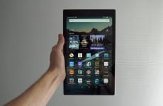 Предварительный обзор Amazon Fire 10 HD