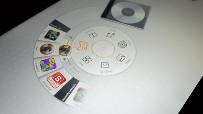 Интерфейс Lenovo Yoga Home 900