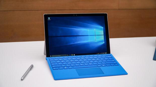Предварительный обзор Microsoft Surface Pro 4