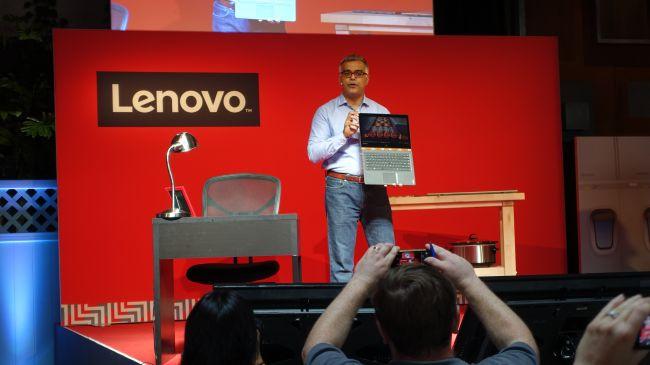 Релиз Lenovo Yoga 900