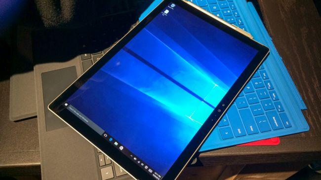 Характеристики Surface Pro 4