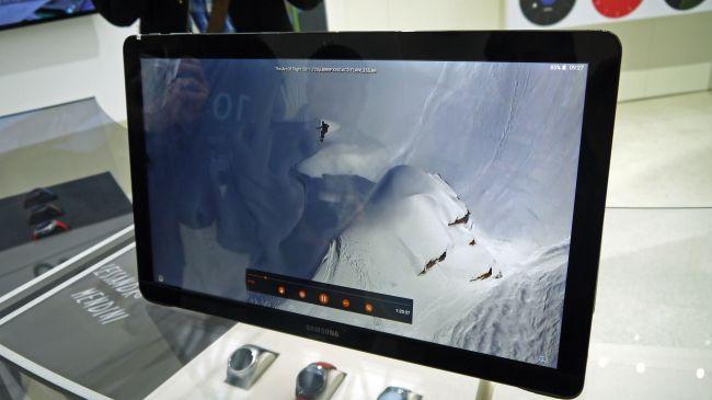 Дисплей Samsung Galaxy View