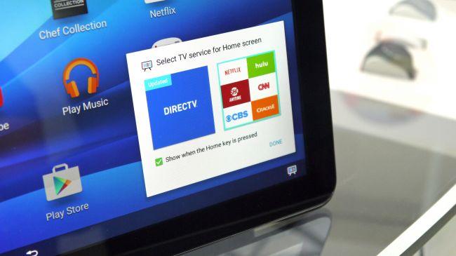 Новый планшет Samsung Galaxy View