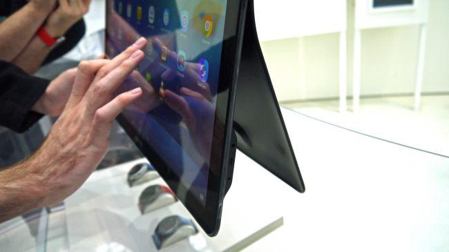 Обзор планшета Samsung Galaxy View