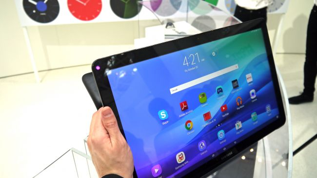 Планшет Samsung Galaxy View