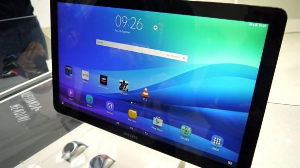 Предварительный обзор Samsung Galaxy View
