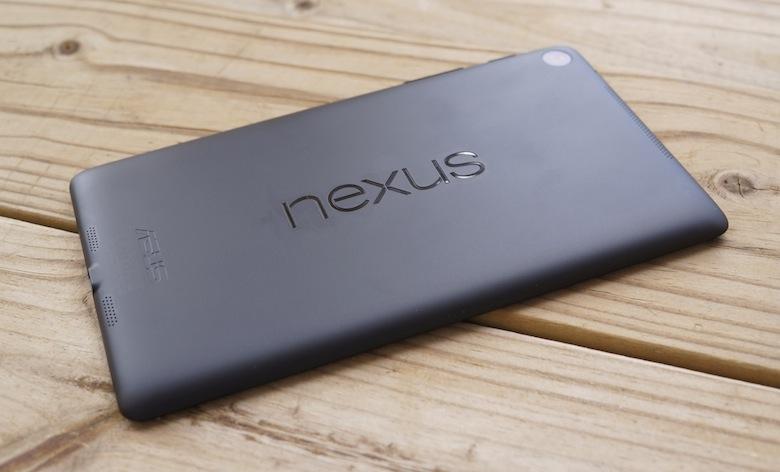 Недорогие планшеты. ASUS Nexus 7
