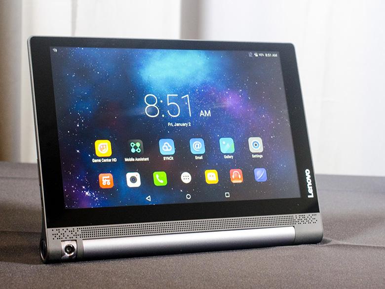 Недорогие планшеты. Lenovo Yoga Tab 3 8