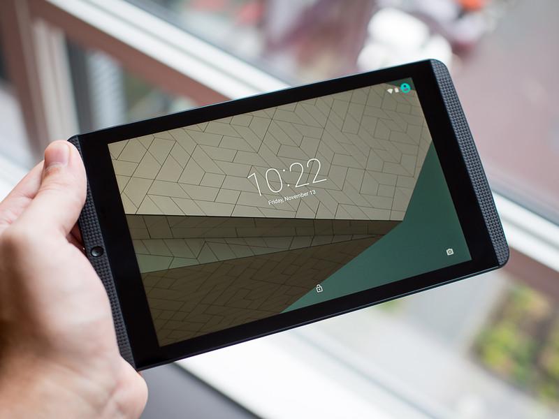 Недорогие планшеты. NVIDIA Shield Tablet K1