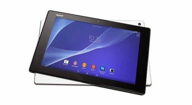 Обновление Android 5 Lollipop для Sony Xperia Z2 Tablet