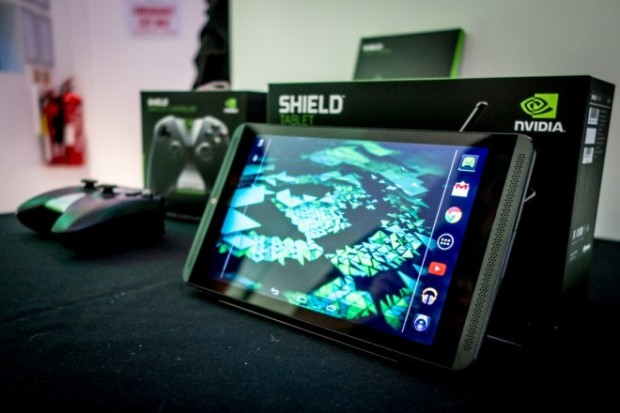 Обновление NVIDIA Shield Tablet
