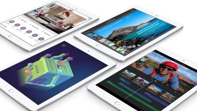 Планшет на Новый Год. Apple iPad Air 2