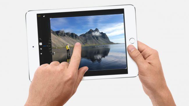 Планшет на Новый Год. Apple iPad Mini 4