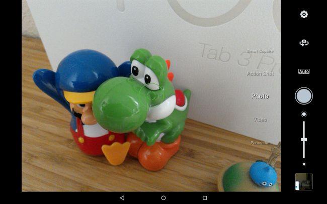 Пример фотографии Lenovo Yoga Tablet 3 Pro