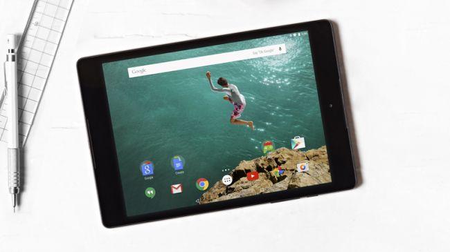 Сравнение Google Pixel C с Nexus 9