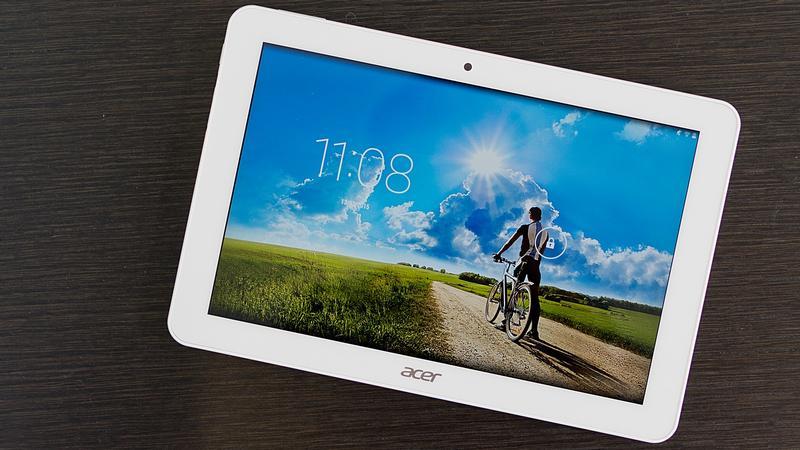 Бюджетный планшет. Acer Icona Tab 10 A3-A20