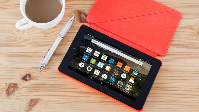 Бюджетный планшет. Amazon Fire (2015)