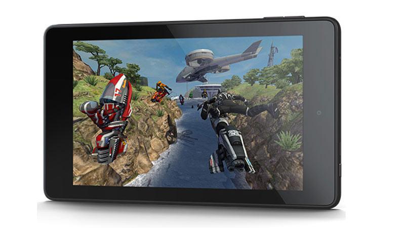 Бюджетный планшет. Amazon Fire HD 6
