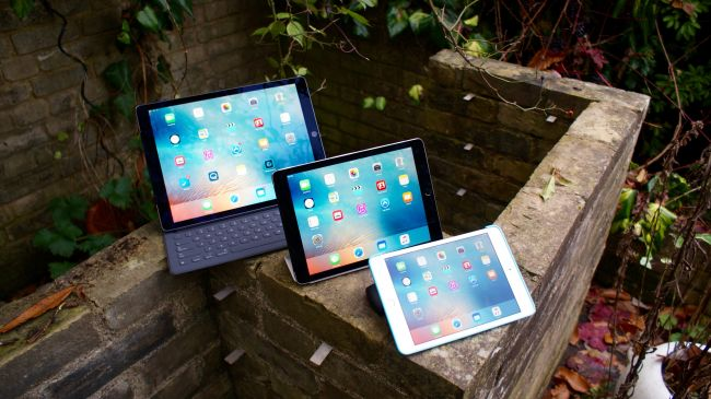 Конкуренты Apple iPad Air 3