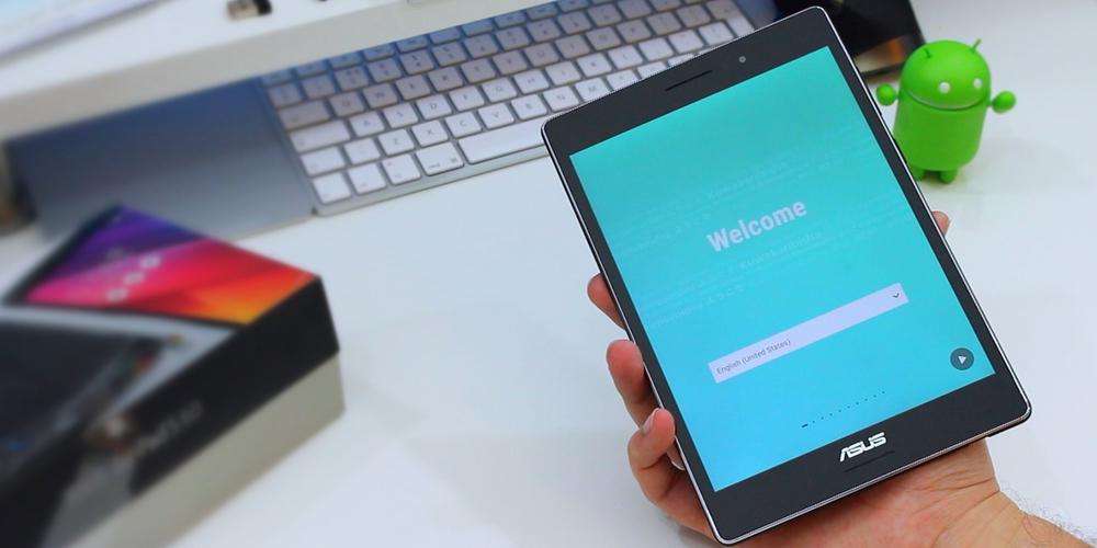 Лучший дешевый планшет. ASUS ZenPad S 8.0