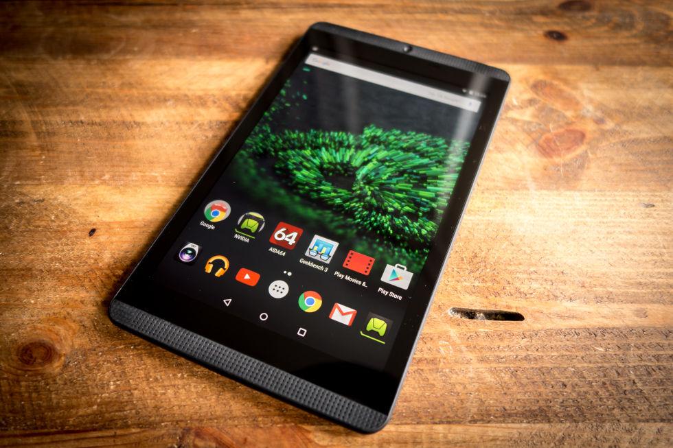 Лучший дешевый планшет. NVIDIA Shield K1