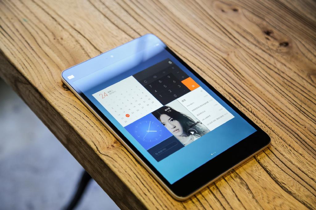Лучший дешевый планшет. Xiaomi MiPad