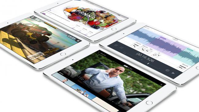 Лучший планшет 2016 года. Apple iPad Mini 4