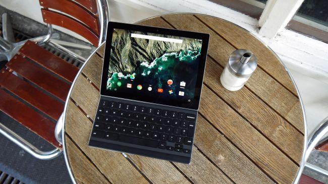 Лучший планшет 2016 года. Google Pixel C