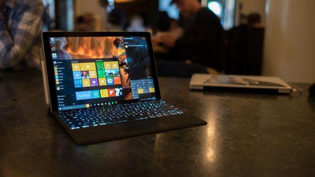Лучший планшет 2016 года. Microsoft Surface Pro 4