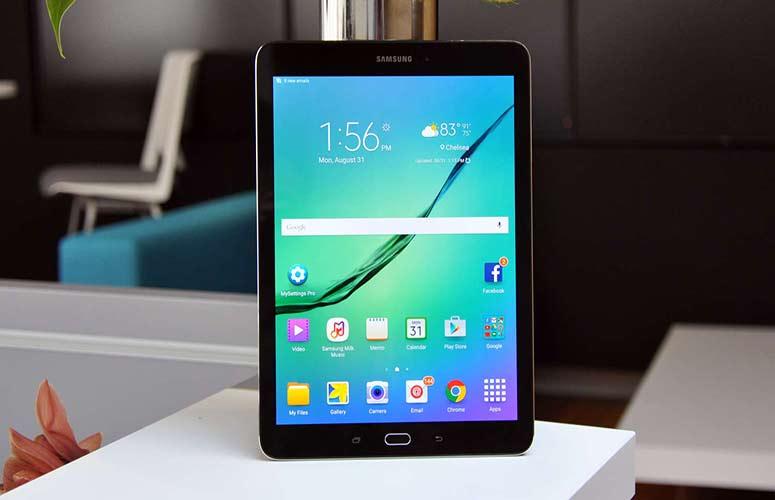 Лучший планшет 2016 года. Samsung Galaxy Tab S2