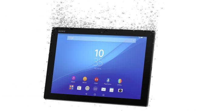 Лучший планшет 2016 года. Sony Xperia Z4 Tablet