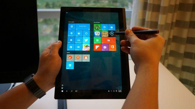 Обзор планшета Lenovo ThinkPad X1 Tablet