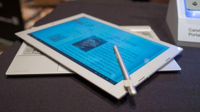 Обзор планшета Toshiba DynaPad