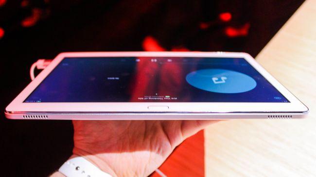 Обзор Huawei MediaPad M2