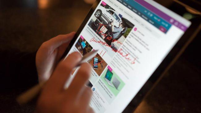Планшет для работы. Microsoft Surface Pro 4