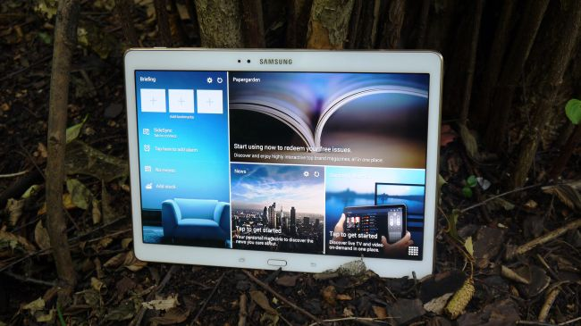 Планшет для работы. Samsung Galaxy Tab S 10.5