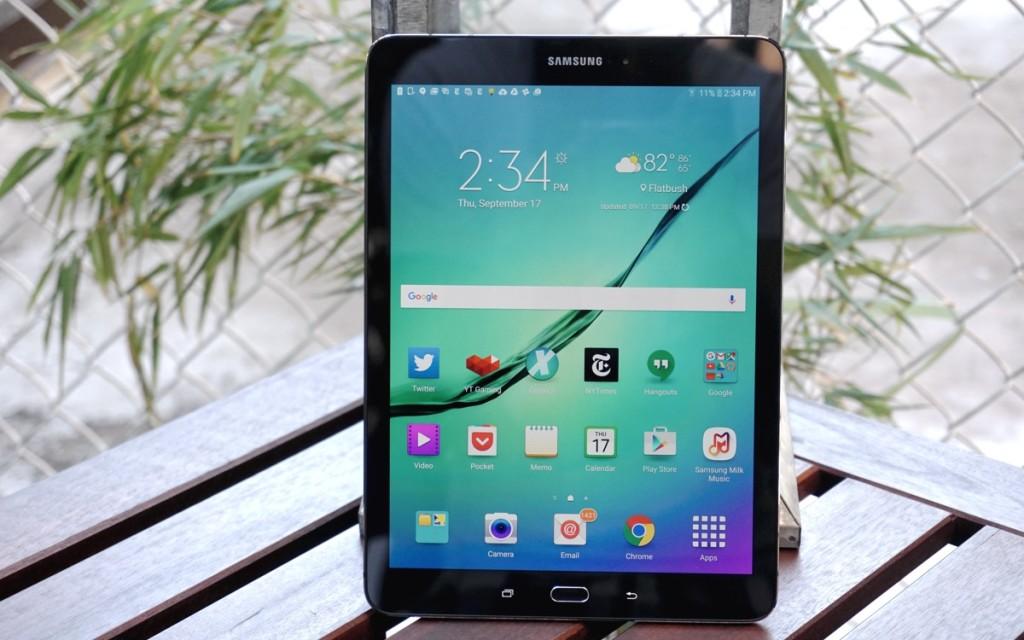 Планшет для работы. Samsung Galaxy Tab S2