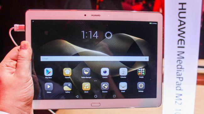 Планшет Huawei MediaPad M2 10.0