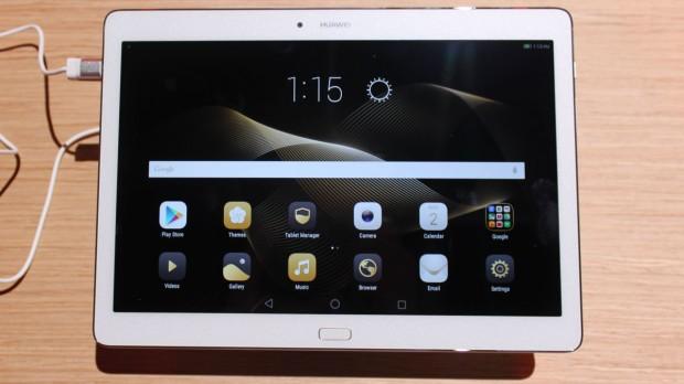 Предварительный обзор Huawei MediaPad M2