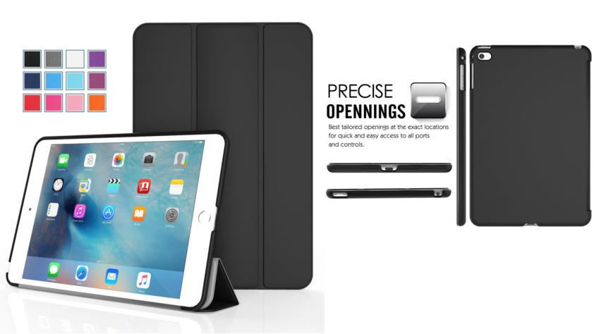 Чехол для iPad Mini 4. Moko Сase