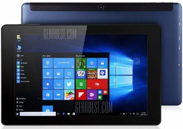 Китайский планшет Cube iWork 10