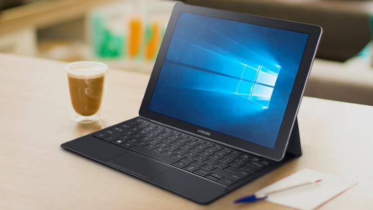 Планшет на Windows 10. Samsung Galaxy S TabPro