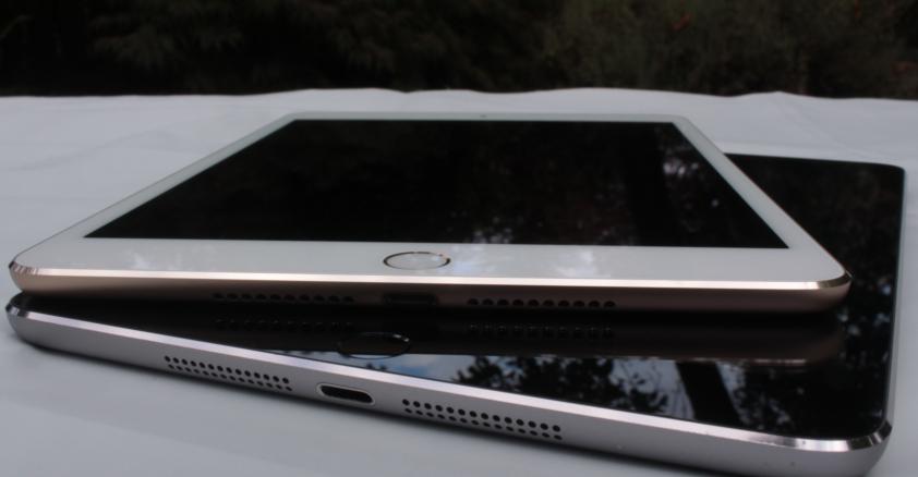 Цены iPad Mini 4 и iPad Mini 3