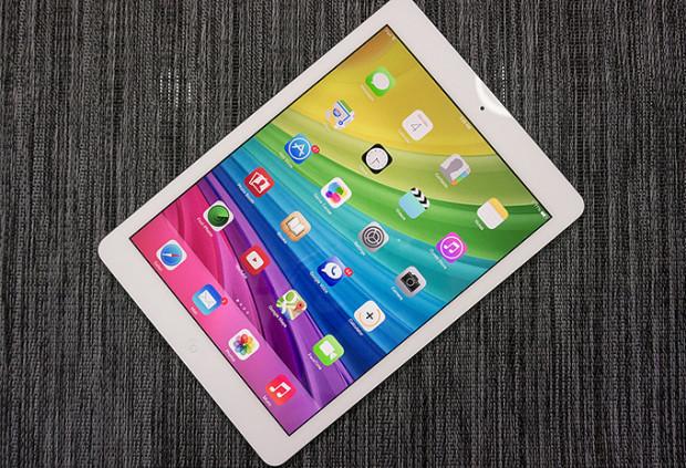 Восстановленный iPad