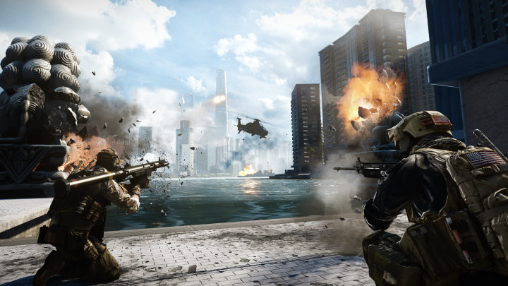 Выход Battlefield 5