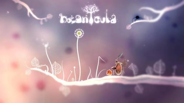 Игры на планшет - Botanicula