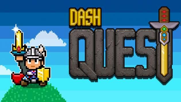 Игры на планшет - Dash Quest