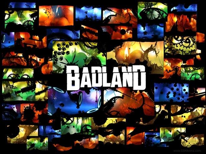 Игры на планшет. Badland
