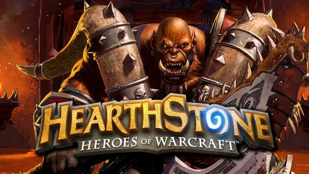 Игры на планшет. Hearthstone Heroes of Warcraft