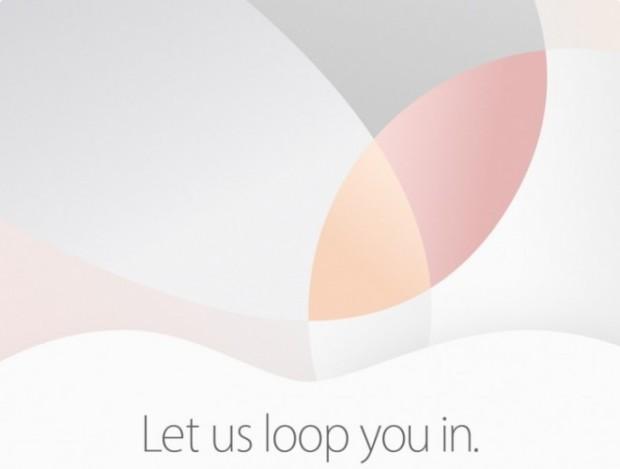 Мероприятие-релиз Apple в марте